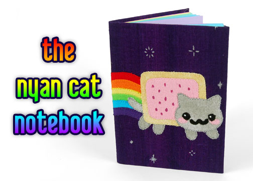 So are you all the type that loves Nyan Cat or just finds it annoying? Iu0027m the former u003ewu003c Sure the song is an addictive and repetitive earworm ...  sc 1 st  Choly Knight & Freebie Friday! The Nyan Cat Notebook | Choly Knight