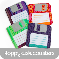 035-FloppyDiskCoasters