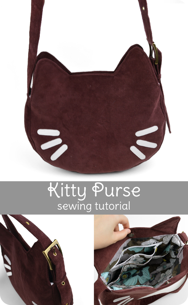 Freebie Friday! Kitty Purse | Choly Knight