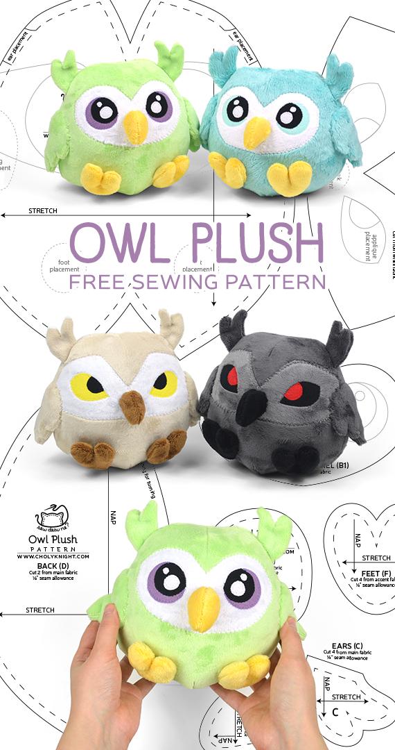 owl | Choly Knight