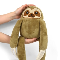 Free Pattern Friday! Sloth Plush