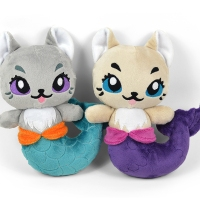 Free Pattern Friday! Mer-kitty Plush