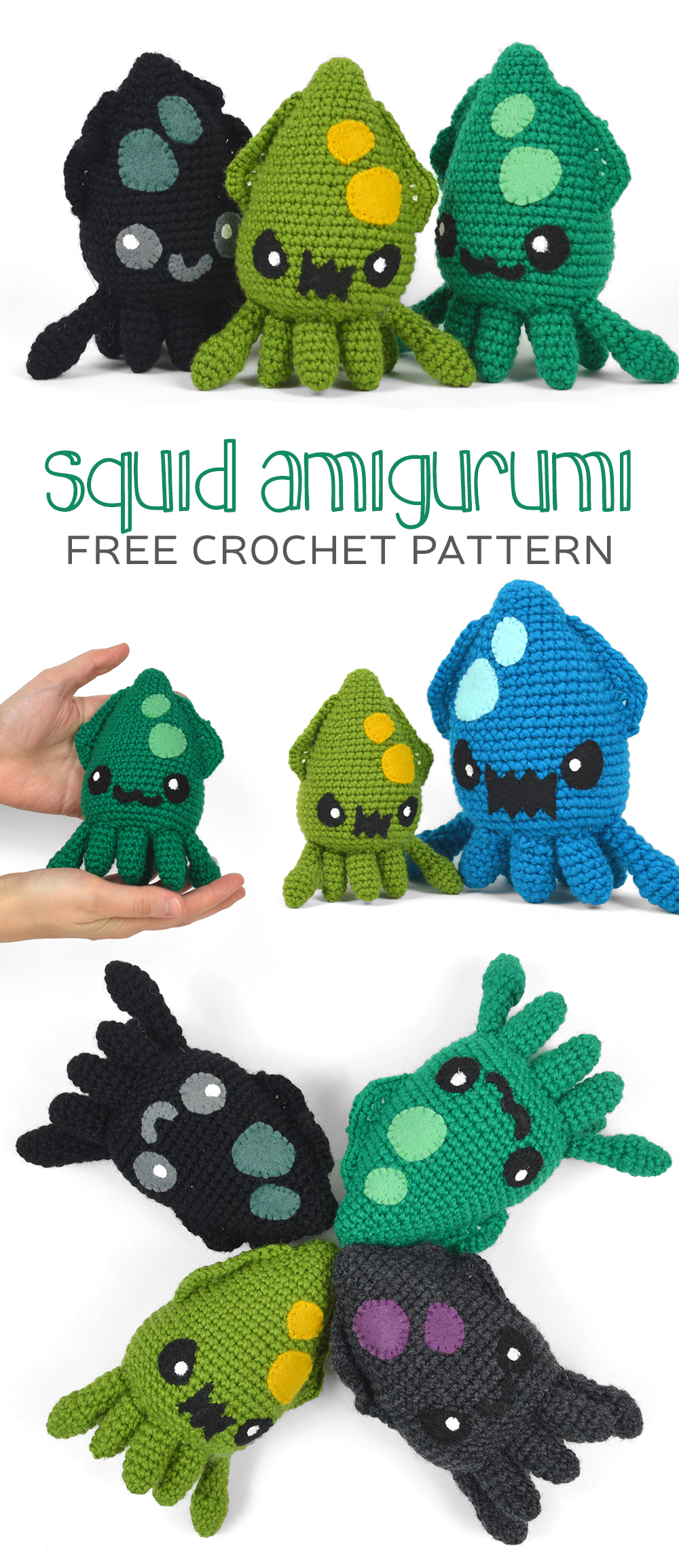 10 Shark Crochet Patterns (Free) + Nautical Design Ideas ... | 2310x1000