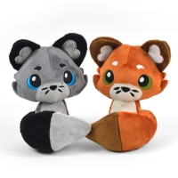 Free Pattern Friday! Fox Plush