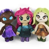 New Shop Pattern! Chibi Human Doll Plush
