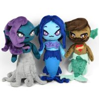 New Shop Pattern! Merpeople Plush Doll
