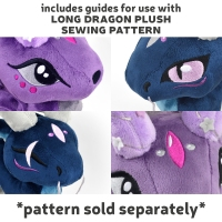 New Shop Pattern! Long Dragon Plush