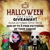 Halloween Pattern Giveaway! CLOSED