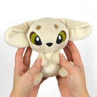 Free Pattern Friday! Fennec Fox Plush