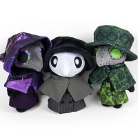 New Shop Pattern! Plague Doctor Plush
