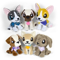 Black Friday Sale! and New Sitting Puppy Plush Sewing Pattern