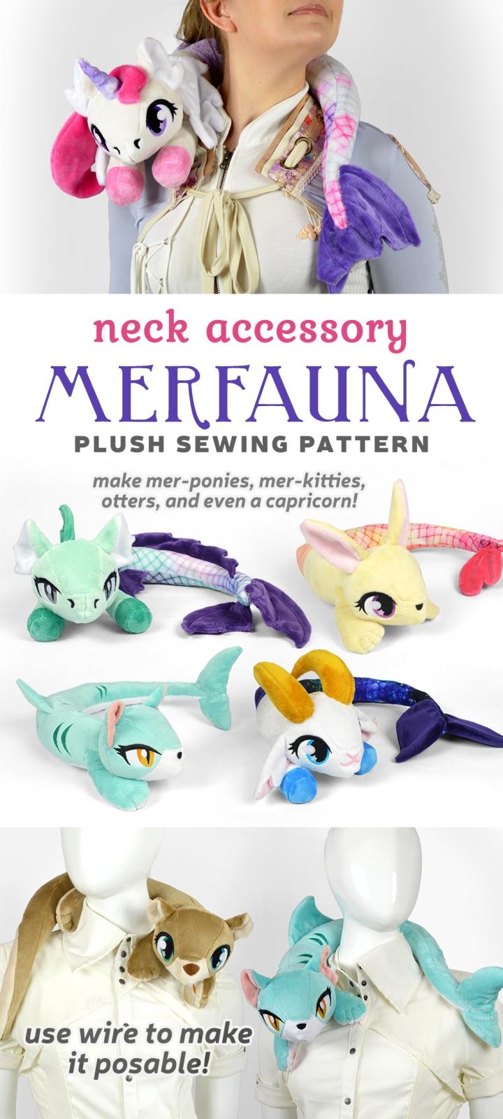 Neck Merfauna Blog Title